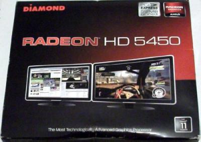 Radeon HD 5450 512MB Passive v2