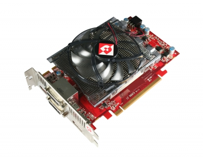 Radeon HD 6770 OC 1GB