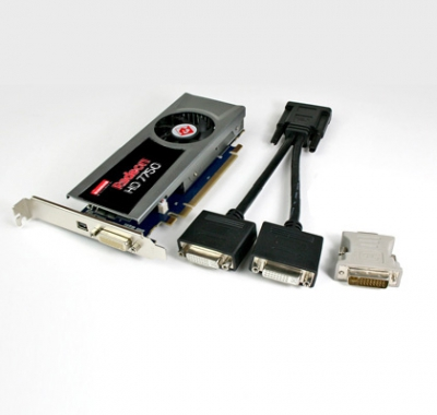 Radeon HD 7750 Low Profile 1GB