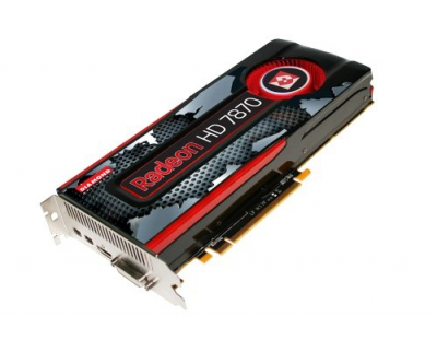 Radeon HD 7870 GHZ Edition 2GB