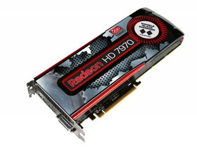 Radeon HD 7970 Double Black  3GB