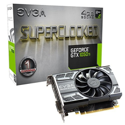 GeForce GTX 1050 Ti SC GAMING