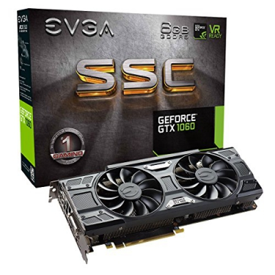 GeForce GTX 1060 SSC GAMING