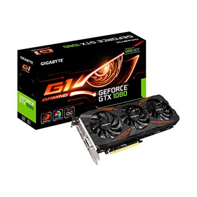 GeForce GTX 1080 D5X 8G
