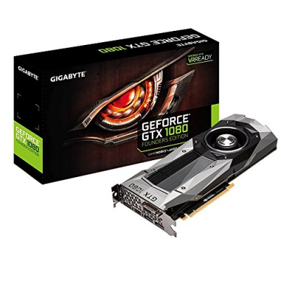 GeForce GTX 1080 Founders Edition 8G