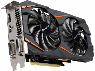 GeForce GTX 1060 WINDFORCE OC 6G