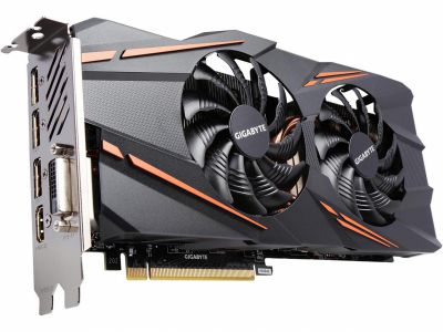 GeForce GTX 1070 WINDFORCE OC 8G