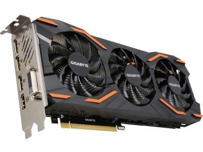 GeForce GTX 1080 D5X 8G
