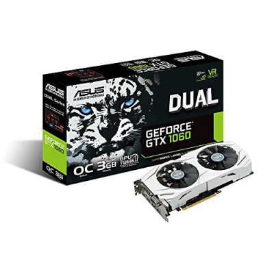 GTX 1060 Dual-fan OC 3GB
