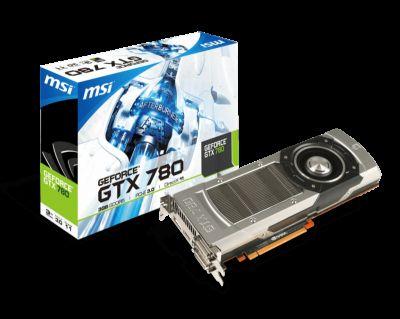GeForce GT 780
