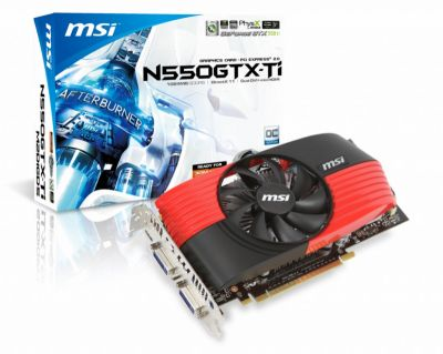GeForce GTX 550