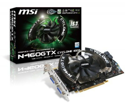 GeForce GTX 460