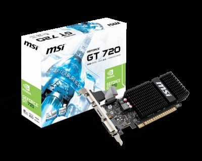 GeForce GT 720