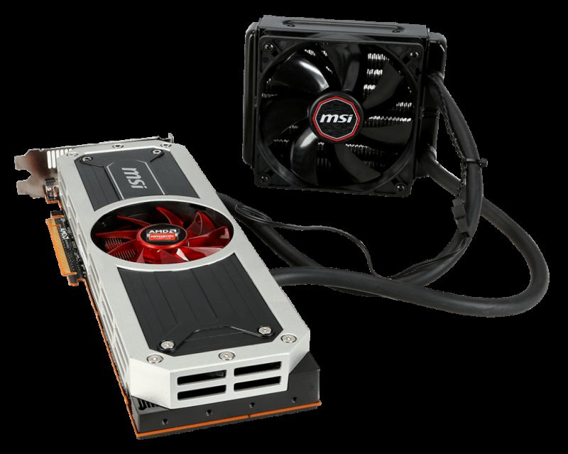 MSI R9 295X2 8GD5 [Specs & Lowest Price] - The World's Best PC Builder