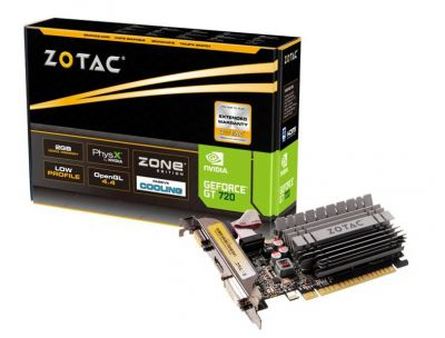 GT 720 ZONE Edition 2GB