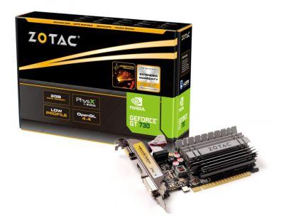 GT 730 Passive 2GB