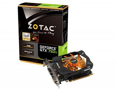 GTX 750 Ti 2GB (ZT-70603-10M)