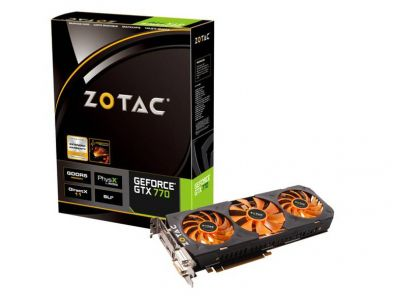 GTX 770 2GB (ZT-70311-10P)
