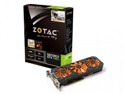 GTX 780 Ti OC 3GB (ZT-70505-10P)