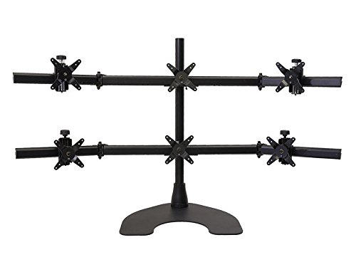 Ergotech 6-Monitor Stand (up to 6x 24' monitors)