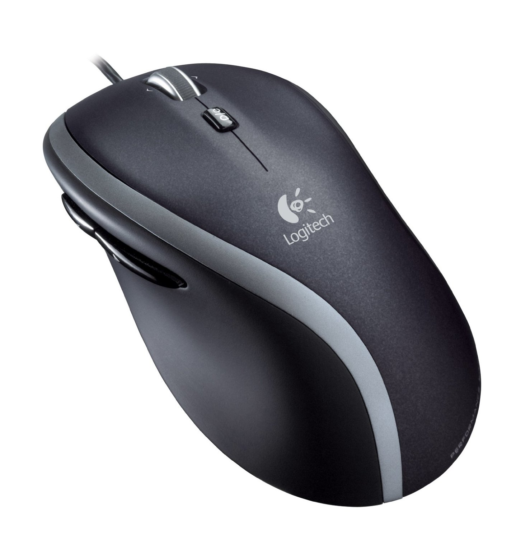 Logitech M500 Corded 1000 dpi Mouse