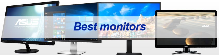 "BEST 34"" monitors of 2021"