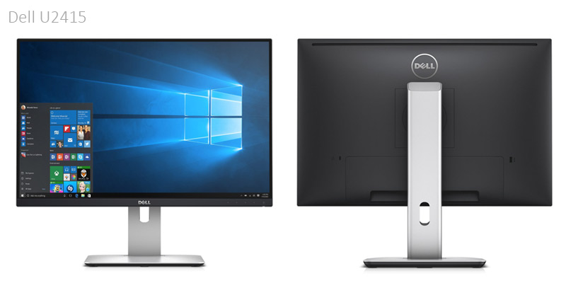 Dell U2415 DisplayPort Not Working [SOLVED] - The World's Best PC