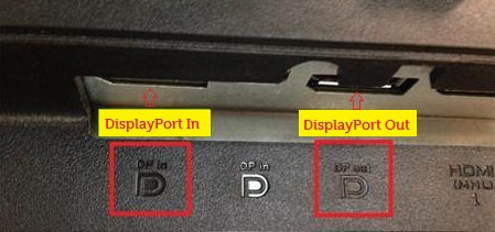 Dell U2415 Displayport Not Working Solved The World S