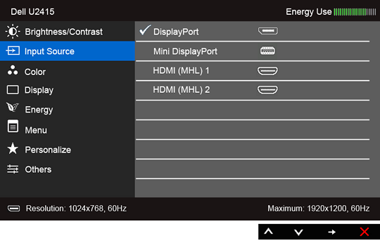 Dell U2715H DisplayPort Not Working [SOLVED] - The World's Best PC